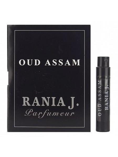 Rania J Oud Assam пробник 1 мл