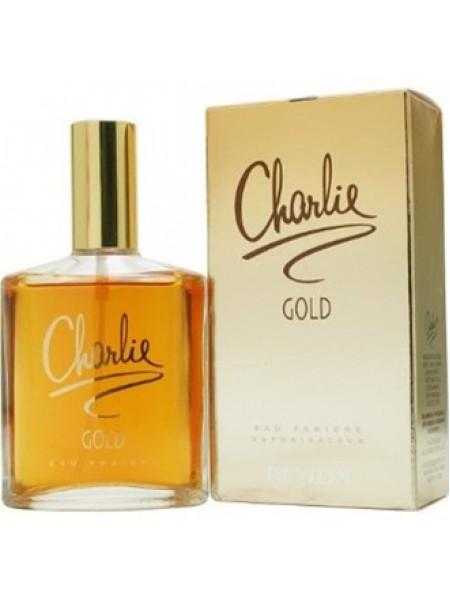 Revlon Charlie Gold туалетная вода Eau Fraiche 100 мл