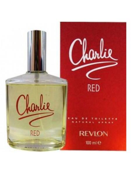 Revlon Charlie Red туалетная вода 100 мл