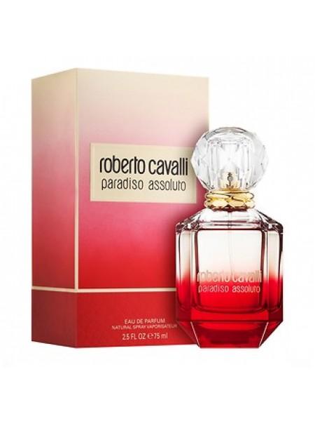 Roberto Cavalli Paradiso Assoluto парфюмированная вода 75 мл