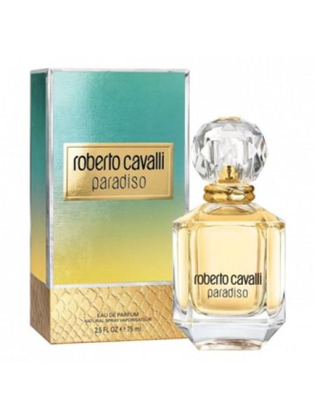 Roberto Cavalli Paradiso парфюмированная вода 75 мл
