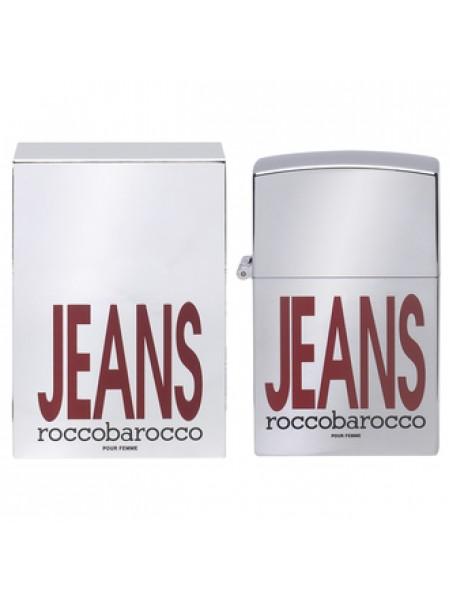 Roccobarocco Jeans Pour Femme туалетная вода 75 мл