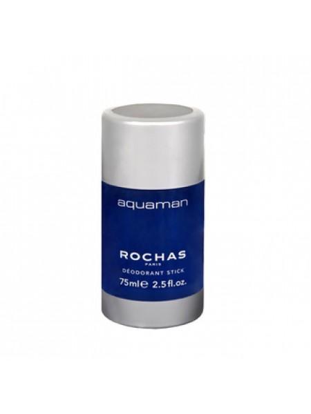 Rochas Aquaman стиковый дезодорант 75 мл