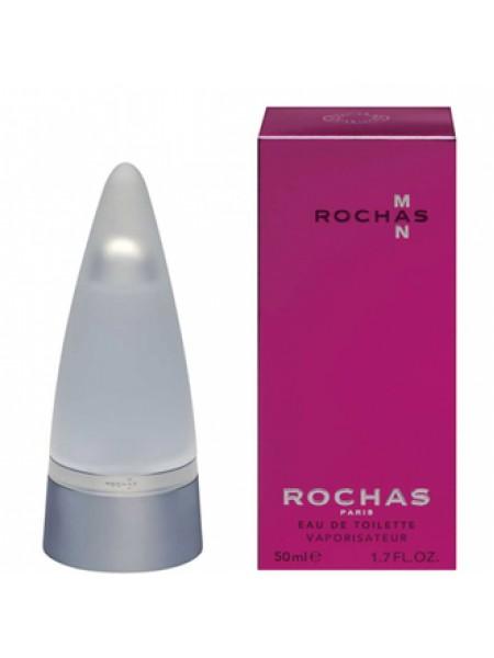 Rochas Man туалетная вода 50 мл