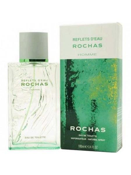 Rochas Reflets D'Eau Homme туалетная вода 100 мл