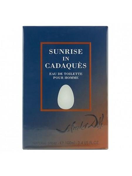Salvador Dali Sunrise in Cadaques Homme туалетная вода 100 мл