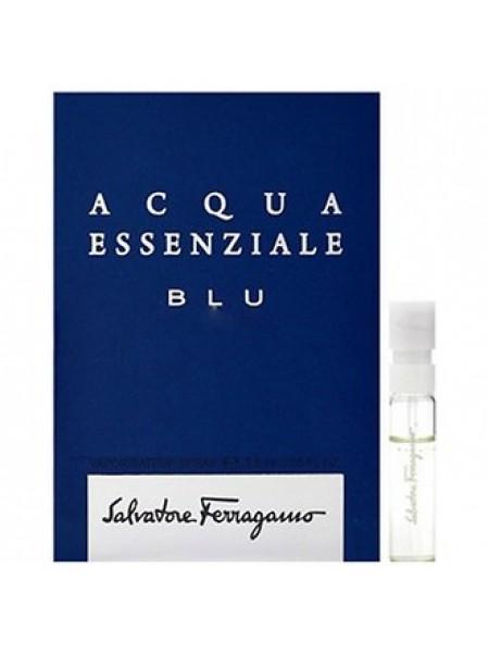 Salvatore Ferragamo Acqua Essenziale Blu пробник 1.5 мл