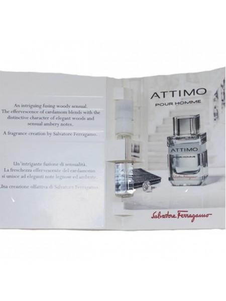 Salvatore Ferragamo Attimo Pour Homme пробник 1.5 мл