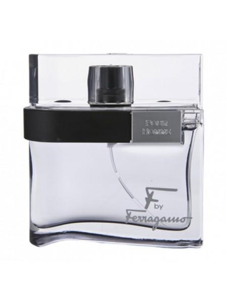 Salvatore Ferragamo F by Ferragamo Black тестер (туалетная вода) 100 мл