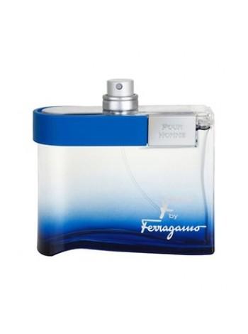 Salvatore Ferragamo F by Ferragamo Free Time тестер (туалетная вода) 100 мл