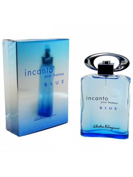 Salvatore Ferragamo Incanto Blue Pour Homme туалетная вода 100 мл