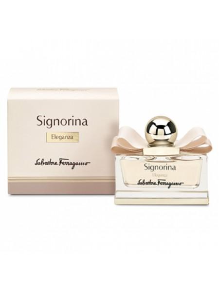 Salvatore Ferragamo Signorina Eleganza парфюмированная вода 50 мл