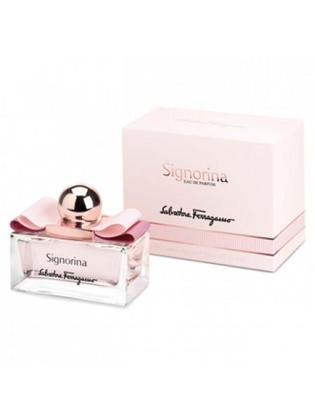 Salvatore Ferragamo Signorina парфюмированная вода 100 мл