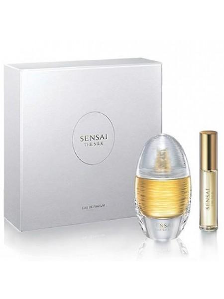 Sensai The Silk Eau de Parfum Набор (парфюмированная вода 50 мл + миниатюра 15 мл)