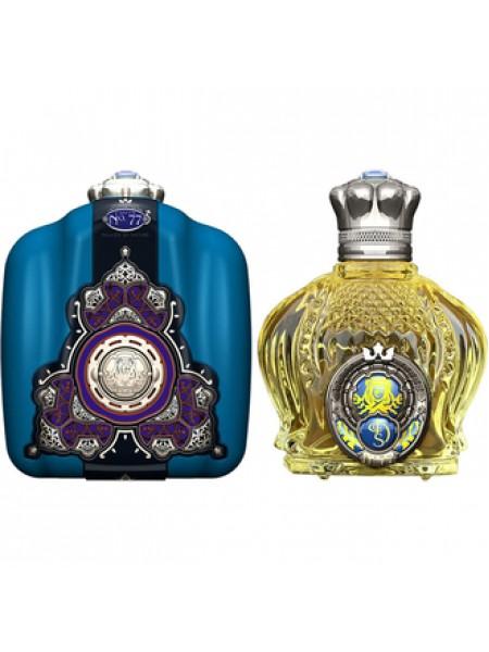 Shaik Opulent Blue №77 парфюмированная вода 100 мл