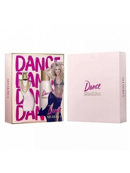 Shakira Dance Подарочный набор (туалетная вода 50 мл + дезодорант-спрей 150 мл)