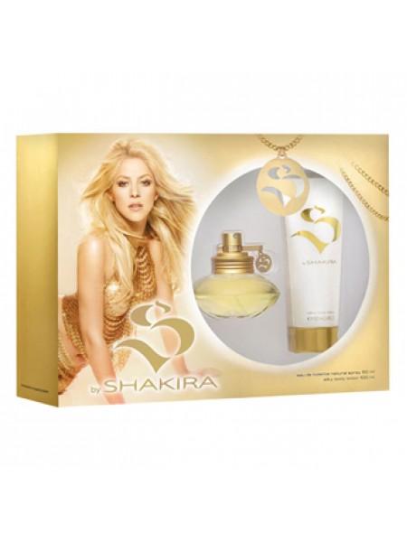 Shakira S Подарочный набор (туалетная вода 80 мл + лосьон для тела 100 мл)