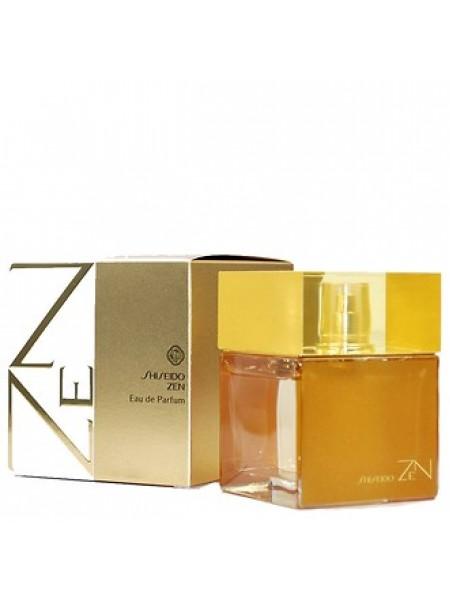 Shiseido Zen 2007 парфюмированная вода 100 мл
