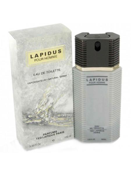 Ted Lapidus Lapidus Pour Homme туалетная вода 100 мл
