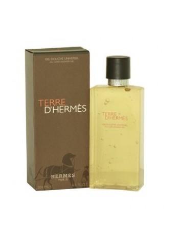 Terre d'Hermes Eau De Toilette гель для душа 200 мл
