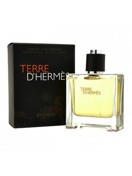 Terre d'Hermes Parfum парфюмированная вода 75 мл