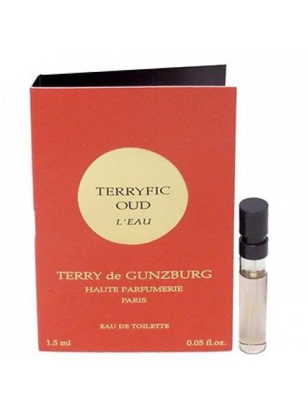 Terry de Gunzburg Terryfic Oud L'Eau пробник 1.5 мл
