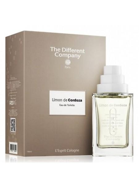 The Different Company L'Esprit Cologne Limon de Cordoza туалетная вода 100 мл