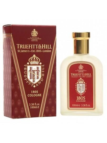 Truefitt & Hill 1805 одеколон 100 мл