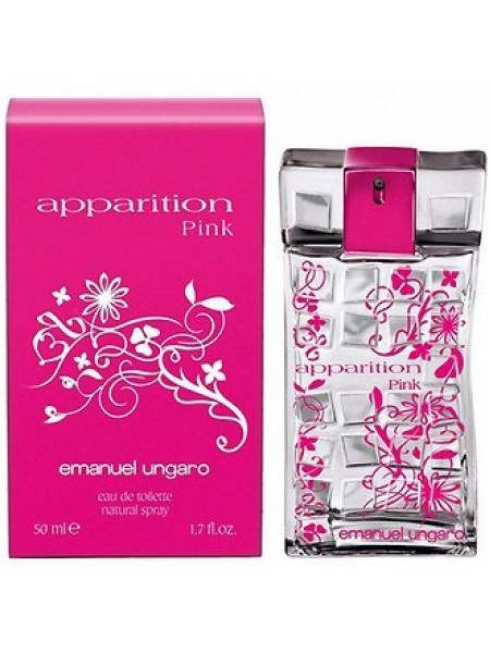 Ungaro Apparition Pink туалетная вода 50 мл