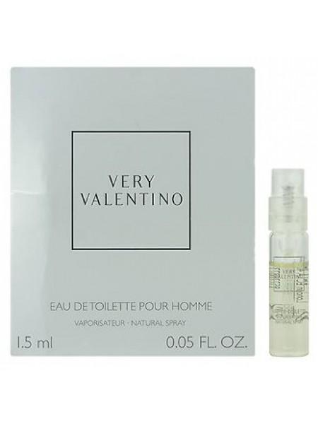 Valentino Very Valentino Pour Homme пробник 1.5 мл