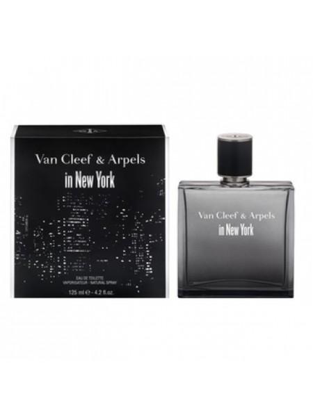 Van Cleef & Arpels In New York туалетная вода 85 мл