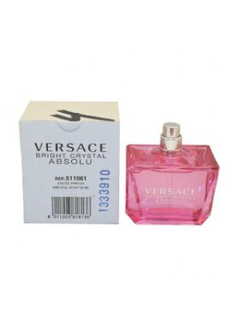 Versace Bright Crystal Absolu тестер без крышечки (парфюмированная вода) 90 мл