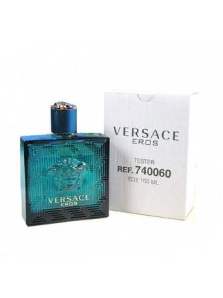 Versace Eros тестер с крышечкой (туалетная вода) 100 мл