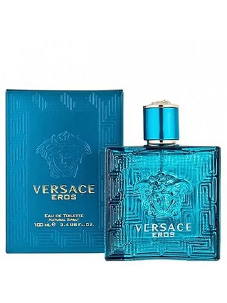 Versace Eros туалетная вода 100 мл
