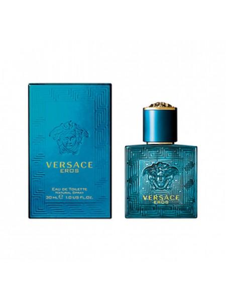Versace Eros туалетная вода 30 мл