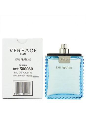 Versace Man Eau Fraiche тестер без крышечки (туалетная вода) 100 мл