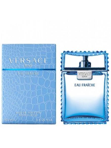 Versace Man Eau Fraiche туалетная вода 100 мл