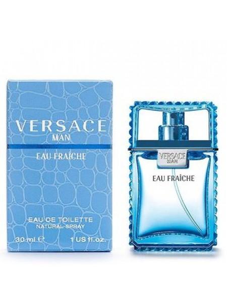 Versace Man Eau Fraiche туалетная вода 30 мл
