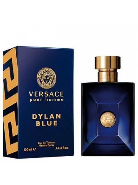 Versace Pour Homme Dylan Blue туалетная вода 100 мл