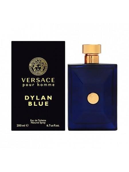 Versace Pour Homme Dylan Blue туалетная вода 200 мл