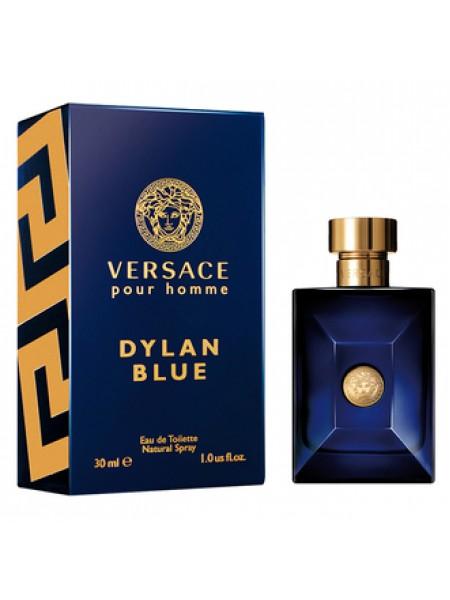 Versace Pour Homme Dylan Blue туалетная вода 30 мл