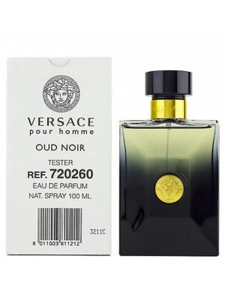 Versace Pour Homme Oud Noir тестер с крышечкой (парфюмированная вода) 100 мл