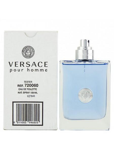 Versace Pour Homme тестер без крышечки (туалетная вода) 100 мл