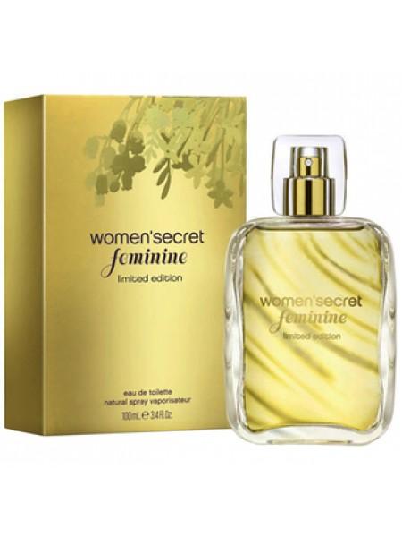 Women'Secret Feminine Limited Edition туалетная вода 100 мл