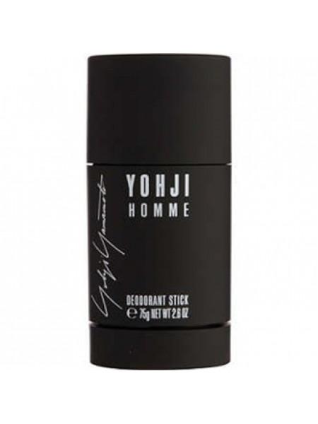 Yohji Yamamoto Homme стиковый дезодорант 75 мл
