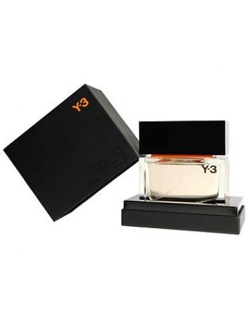 Yohji Yamamoto Y-3 Black Label тестер (туалетная вода) 75 мл