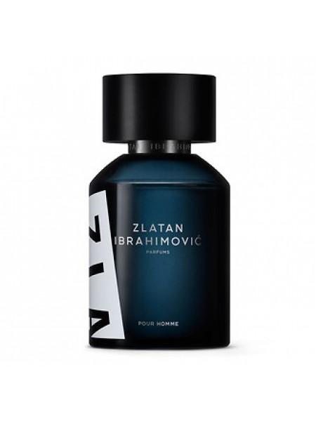 Zlatan Ibrahimovic Parfums Pour Homme тестер (туалетная вода) 100 мл