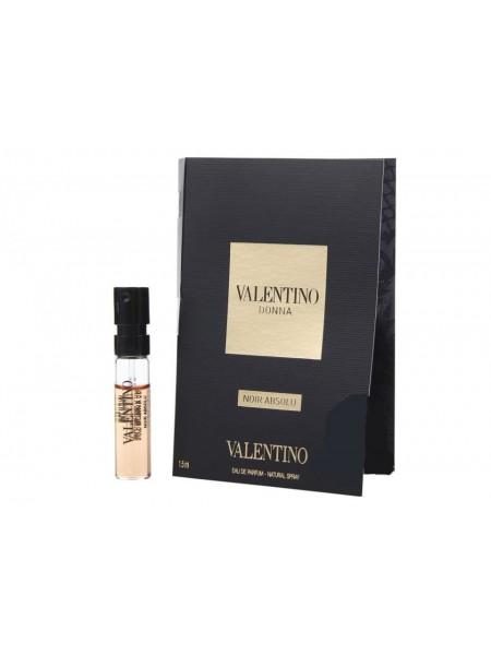 Valentino Donna Noir Absolu пробник 1.5 мл