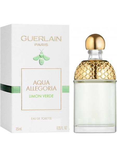 Guerlain Aqua Allegoria Limon Verde миниатюра 7.5 мл