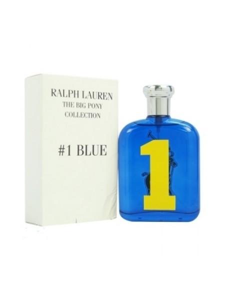 Ralph Lauren Big Pony 1 Blue тестер (туалетная вода) 125 мл